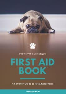 Perth Vet Emergencies - First Aid Book