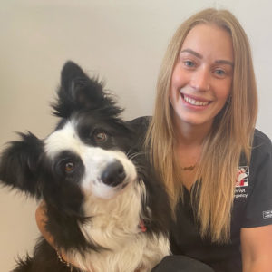 Perth Vet Emergency Client Care Specialist, Amy Firth